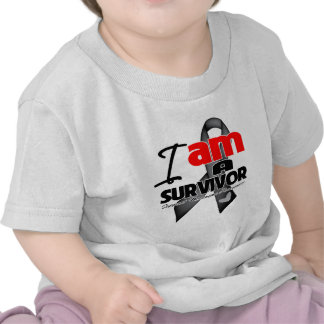 Melanoma - I am a Survivor Tshirt