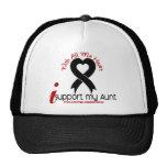 Melanoma I Support My Aunt Hats
