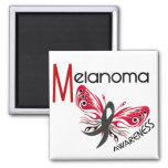 Melanoma/MARIPOSA 3,1 del cáncer de piel Imanes