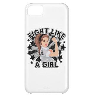 Melanoma Modern Rosie Fight Case For iPhone 5C