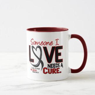 Melanoma NEEDS A CURE 2 Mug