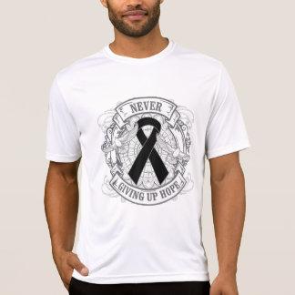 Melanoma Never Giving Up Hope T-shirt
