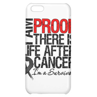 Melanoma Proof There is Life After Cancer iPhone 5C Cases
