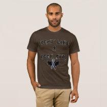 Melanoma Rock Star Men's T-Shirt
