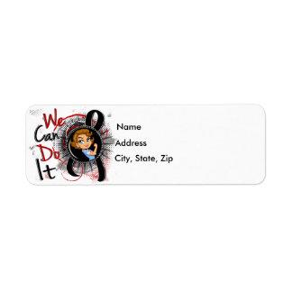 Melanoma Rosie Cartoon WCDI.png Label