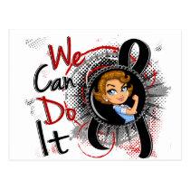 Melanoma Rosie Cartoon WCDI.png Postcard