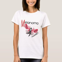 Melanoma / Skin Cancer BUTTERFLY 3.1 T-Shirt