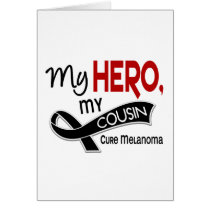 Melanoma Skin Cancer MY HERO MY COUSIN 42