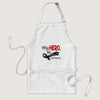 Melanoma Skin Cancer MY HERO MY SISTER-IN-LAW 42 Adult Apron