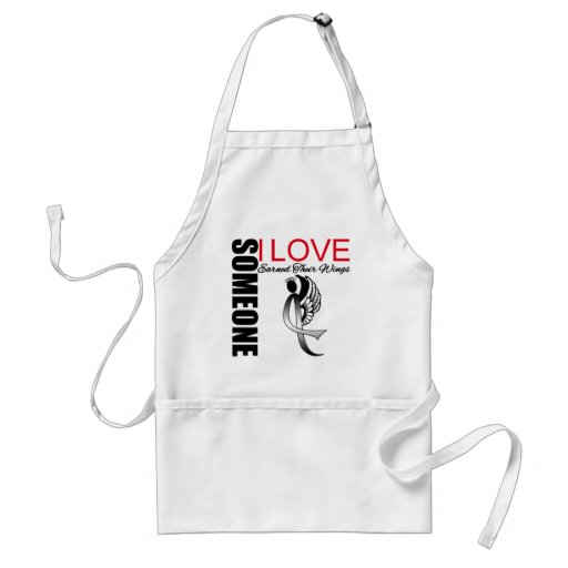 Melanoma Someone I Love Earned Their Wings Aprons