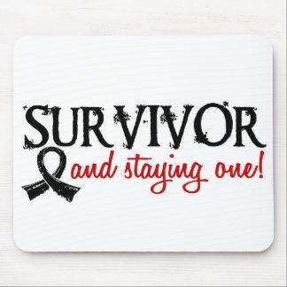 Melanoma Survivor 18 Mouse Pads