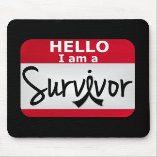 Melanoma Survivor 24.png Mousepads