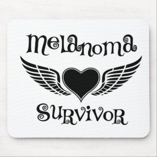 Melanoma Survivor Mouse Mat