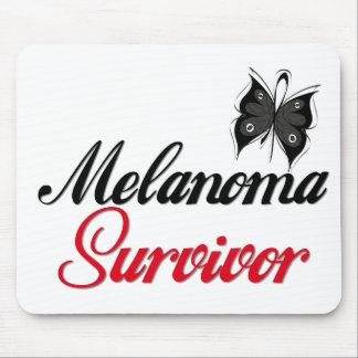 Melanoma Survivor Mouse Mats