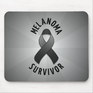 Melanoma Survivor Mousepad