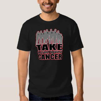 Melanoma -Take A Stand Against Cancer Shirt