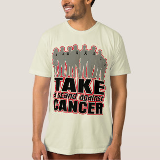 Melanoma -Take A Stand Against Cancer Shirts