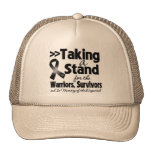 Melanoma Taking a Stand Tribute Mesh Hat