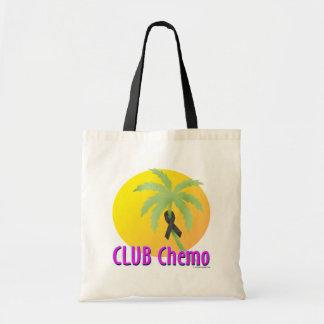 Melanoma Tote Bags