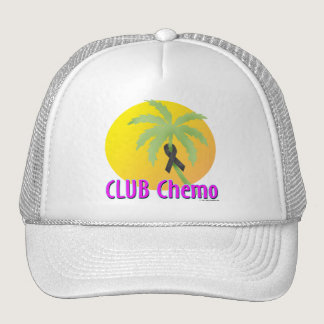 Melanoma Trucker Hat
