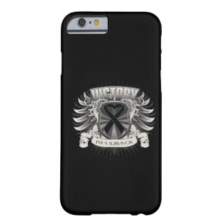 Melanoma Victory Barely There iPhone 6 Case