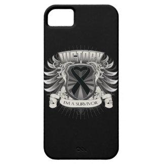 Melanoma Victory iPhone 5 Cases