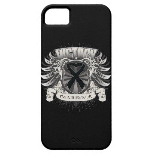 Melanoma Victory iPhone 5/5S Cases