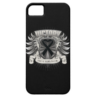 Melanoma Victory iPhone 5 Cases