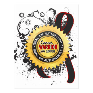 Melanoma Warrior 23 Postcard