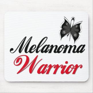 Melanoma Warrior Mouse Pads