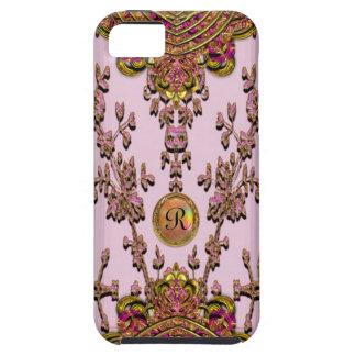 Melantorey Ella Pretty Personalized Monogram iPhone SE/5/5s Case