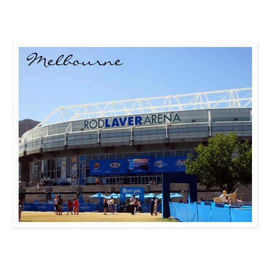 melb centre court postcard