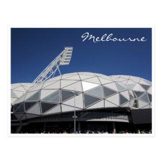 melbourne aami stadium postcard