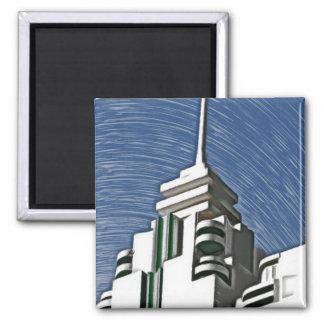 Melbourne Art Deco - Lonsdale House Magnet