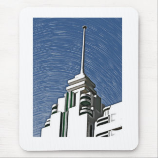Melbourne Art Deco - Lonsdale House Mouse Pad