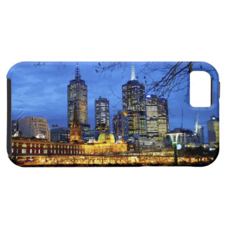 Melbourne, Australia. A nighttime view of the iPhone 5 Covers