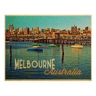 Melbourne Australia Postales