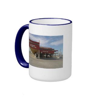 Melbourne Australia Ringer Coffee Mug