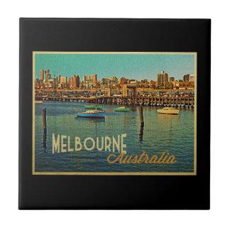 Melbourne Australia Tile