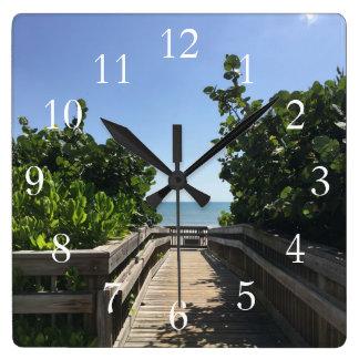Melbourne Beach Clock