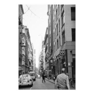 Melbourne - Flinders Lane Photo Print