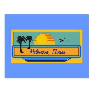 Melbourne, Florida Postcard
