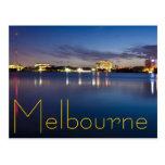 Melbourne, la Florida, los E.E.U.U. Tarjetas Postales