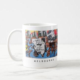Melbourne Lanes [MUP001] Coffee Mug