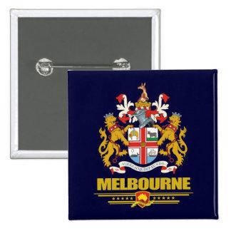 Melbourne Pin Cuadrado