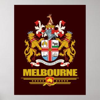 Melbourne Póster