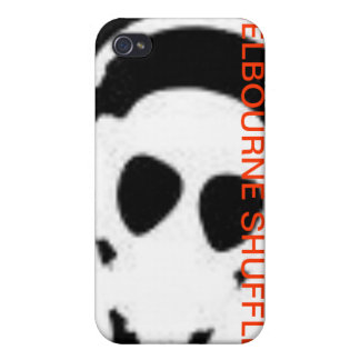 Melbourne shuffle, MELBOURNE SHUFFLE iPhone 4 Cases