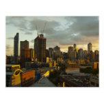 Melbourne Sunset Postcards