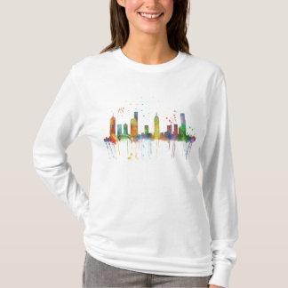 MELBOURNE, VICTORIA AUSTRALIA SKYLINE T-Shirt