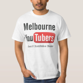Melbourne Youtubers T-Shirt